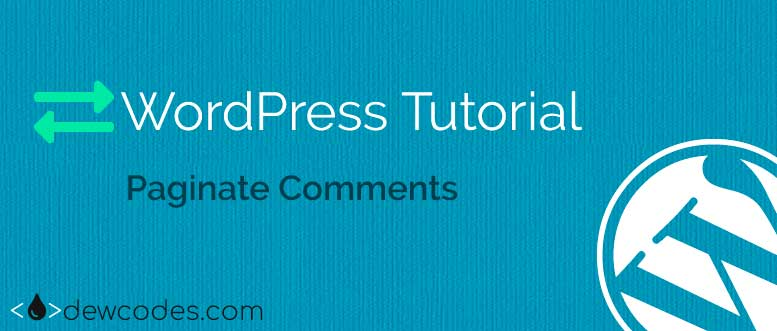 wordpress-Paginate-Comments