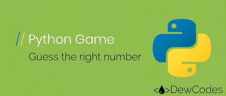 python-game-guess-number